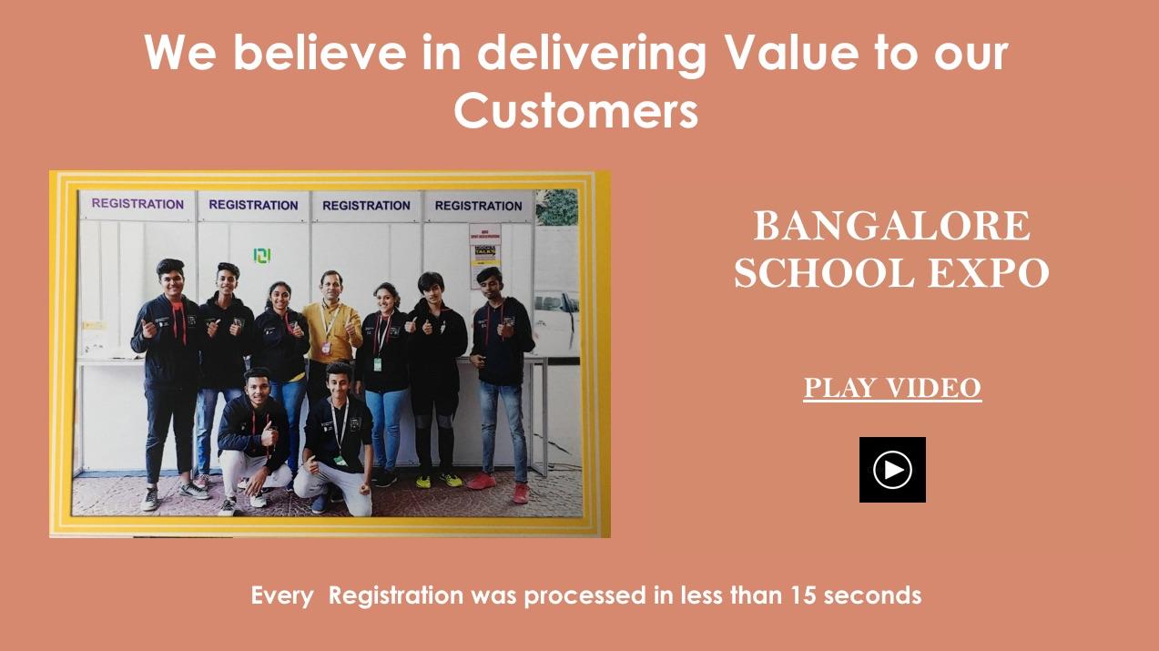 banglore schools expo
