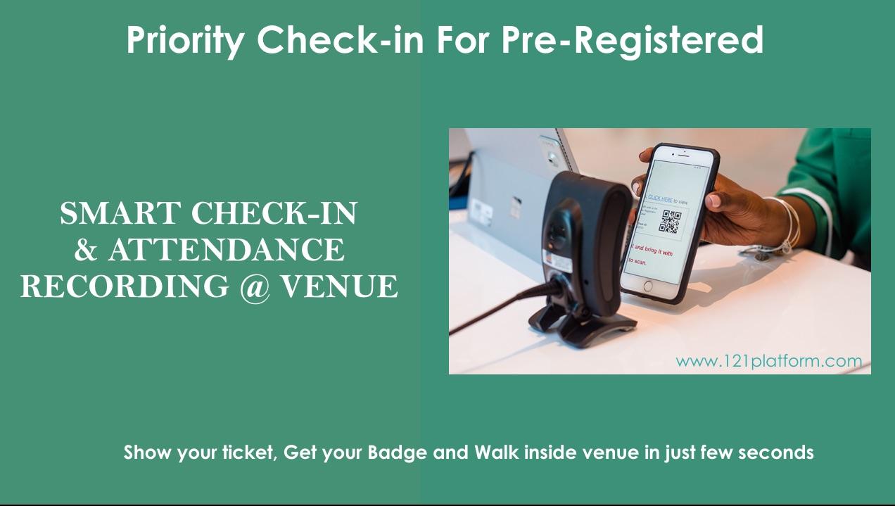 smart checkin attendance recording