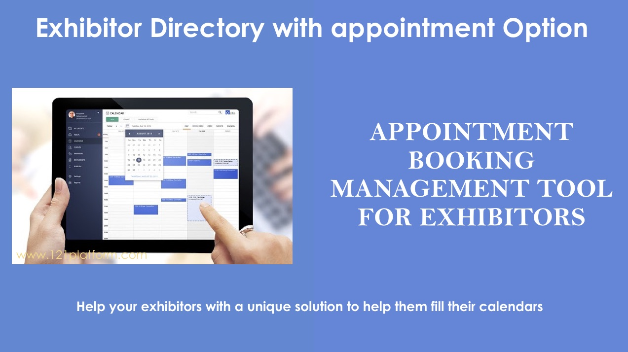 appointment booking management tool